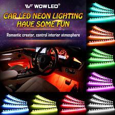 Multi Color LED Auto Car Interior Light Powered By Cigarette Lighter 36LED 12V