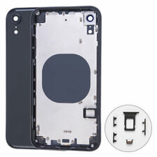 OEM Back Rear Glass For iPhone X XR XS Max Housing Battery Cover Frame Assembly
