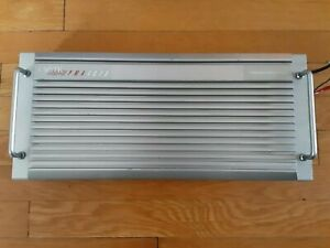 Vintage Carver Car Amplifier PMA 4075  50 X 4 Bridgeable VERY RARE