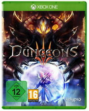 Dungeons 3 (Microsoft Xbox One, 2017)
