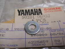 Yamaha NOS AT1, CT1, DT1, DT1, DT250, GT1, Plate Washer, # 90201-06052-00  S-125