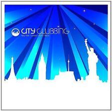 City Clubbing ; Etienne De Crecy Superdiscount Laurent Garnier Sascha Funke 4CD