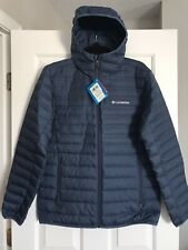 Columbia McKay Lake Hooded Down Men's Jacket Size M