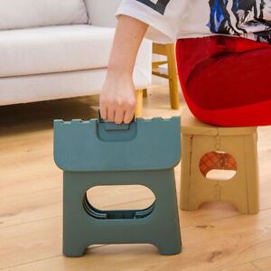 Home Travel Portable PP For Adults Children Multifunction Folding Step Stool