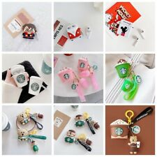 AirPods PRO Case Silicone Cute Cartoon 3D Cover Protective for Apple Airpod 3