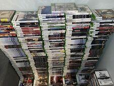Lot Of [15] Xbox 360 Games Bulk Video Game Bundle Random Unique Titles Halo Cod