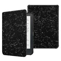 "For Kobo Clara HD 6"" eReader SlimShell Case Cover with Auto Sleep/Wake"
