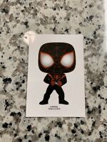 Funko POP! Sticker Decal - Marvel: Gamer Miles Morales  Gamestop Exclusive