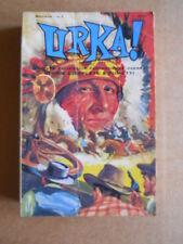 URKA! Rivista mensile a fumetti n°5 1971 edizioni Spada  [P9]