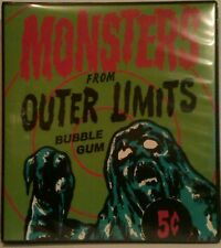 The Outer Limits Ultimate Trading Card  Package w/custom & official binders