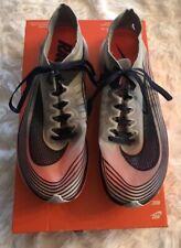 "NIKE LAB Mens Sz 6.5  AA3172 500 ZOOM FLY Racing Shoes ""Neutral Indigo""  EUC"