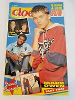Cioè N. 43 1994 Take That - Ambra - Pamela - David Charvet - Mark Owen