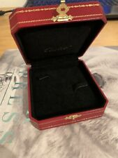 Cartier Vintage Cufflinks box Jewellery