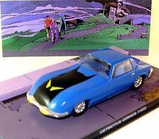 BATMOBILE DETECTIVE COMICS #400 YEAR 1970,IXO 1/43 DIECAST CAR COLLECTOR'S MODEL