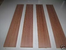 Spanish Cedar Lumber  Lot of 4 boards  2