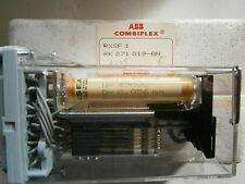 ABB RXSF1 RELAY  110-125V RK271 019-AN NEW OLD STOCK
