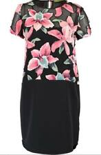 Versace Jeans women's Georgette Flower dress size 42 (10UK)