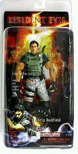 "Neca Resident evil 5 Chris Redfield 7"" action figure"