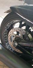 vrod rear wheel hollowed decals