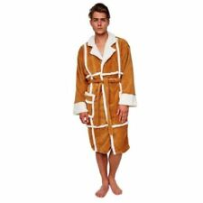 Pijamas y batas de hombre de manga larga de talla única