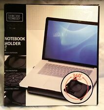 Revolving 360° Cooling Laptop Stand Portable ThinkTank Technology KC68125 New