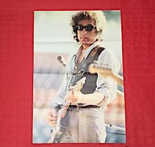 BOB DYLAN VINTAGE POSTER 1981 cm. 56 x 85 - FROM ITALY - EXCELLENT CONDITION