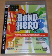 PS3 Playstation 3 gioco Band Hero italiano come nuovo