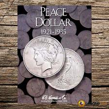 Peace Dollars 1921-1935  Folder #2709