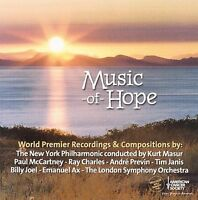 Music of Hope Used - Good [ Audio CD ] London Symphony Orchestra