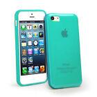 Coque Housse Case Bumper GEL SILICONE TPU iPhone 4S / 5S / 5C / 6 Plus / 6S / 7