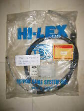 TOYOTA CELICA 60 SERIES - RA60 RA65 (1982-85) - RHR HANDBRAKE CABLE 46420-14220