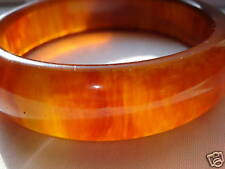 OLD 40 grams AMBER BAKELITE BANGLE BRACELET HONEY AMBER BAKELITE BANGLE UNIQUE