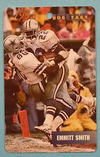 1993 Dog Tags #52 Emmitt Smith