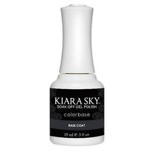 Kiara Sky Gel Polish 15 ml/0.5 fl oz - #401 - #640 Most Current update!