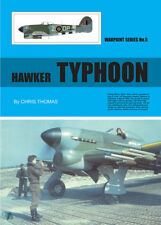 NEW Warpaint Series Books 5 Hawker Typhoon
