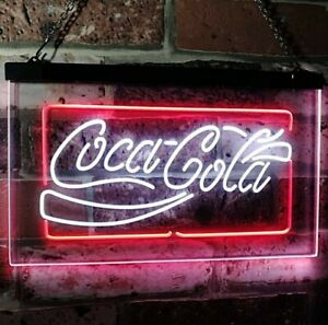 HQ Coca Cola LED Neon Sign - 16 X12