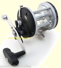 Sea Fishing Multiplier Reel Lineaeffe Sea Captain 300 Boat  Aluminium Spool Reel