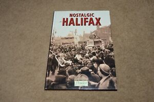 NOSTALGIC HALIFAX local history book