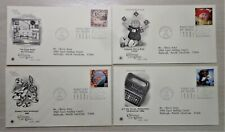 3190a-o Celebrate the Century 1980's Set of 15 PCS Clean First Day Covers Lot#71