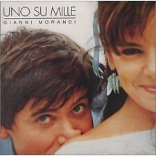 GIANNI MORANDI - UNO SU MILLE -ORO -DIG.PACK  CD