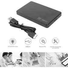 "5Gbps 2.5"" SATA USB 3.0 Hard Drive Disk HDD SSD Enclosure External Laptop Case"