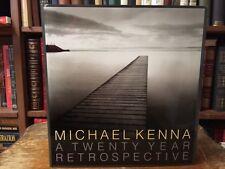 Michael Kenna: A Twenty-Year Retrospective SIGNED FIRST EDITION