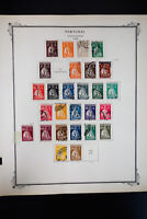Portugal1920s to 1970s Stamp Collection