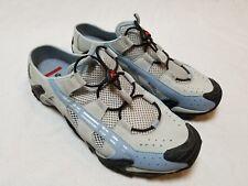 Marc Ecko Women's Shoes Sneakers Slip On Grey/Light Blue Suede US 10 10.5/EU 41
