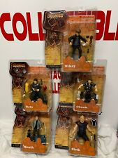 GOONIES MEZCO RARE COMPLETE SET OF FIGURES NEW SEALED SET ALL 5 MOC