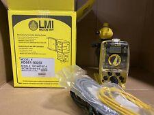 LMI Chemical Metering Pump AD951-832SI 1 GPH, 110 psi, PVDF, External Control