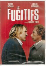 "DVD ""LES FUGITIFS""  PIERRE RICHARD- GERARD DEPARDIEU-neuf sans blister"
