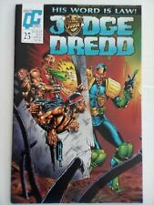 Judge Dredd (Quality) Vol 2 #25 - Comic – used Excellent condition