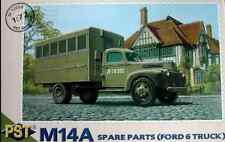 M14A (FORD 6 TRUCK) WORKSHOP 1/72 PST 72058