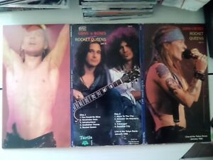 GUNS N' ROSES - Rocket Queens (Part 2) (2Cd) Vg / NM, Digipack in A3 Size